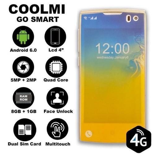 """Foto Produk COOLMI GO - 4G - LCD 4"""" dari Prime Mobile"""