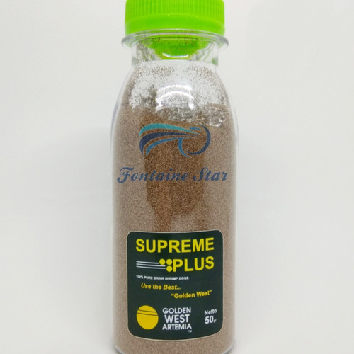 Foto Produk supreme plus garden artemia west 50gram dari herbaltop123