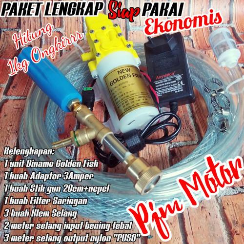 Foto Produk Alat Cuci Motor Ac Pompa Steam Doorsmeer Mini paket Ekonimis 1 Kg dari PJM PAKAI JAMIN MANTAP