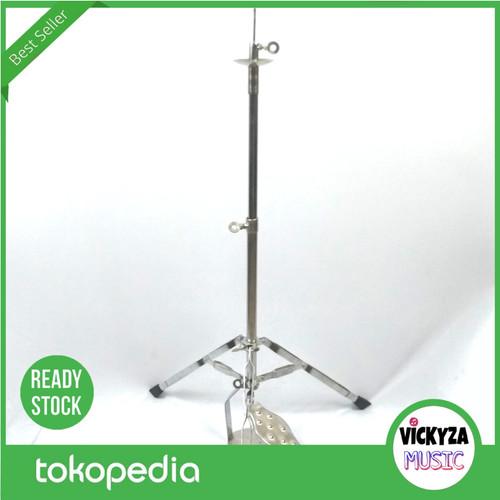 Foto Produk Stand Simbal HiHat - Kaki Cymball Hi Hat Hi-Hat Drum dari Vickyza