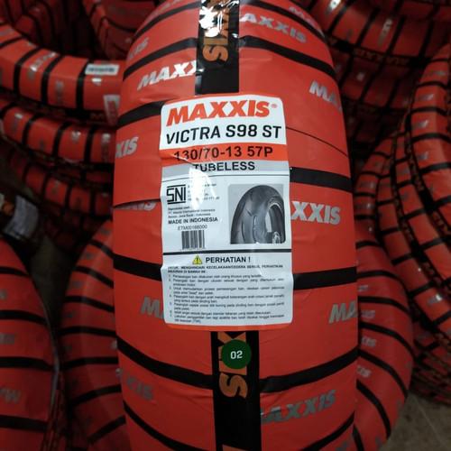 Foto Produk Ban Maxxis Victra 130/70-13 dari Sumber Jaya Motor