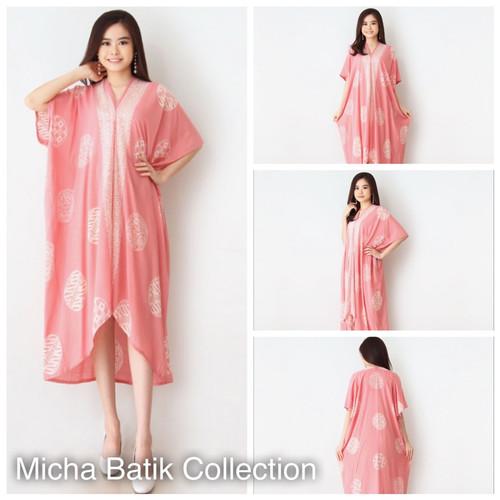Foto Produk Kaftan batik warna soft dari Micha Batik Collection