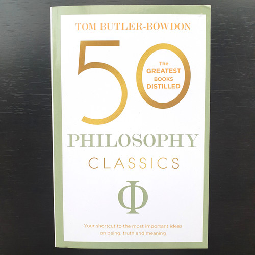 Foto Produk 50 Philosophy Classics -Tom Butler-Bowdown dari Delicia Mandy Reads
