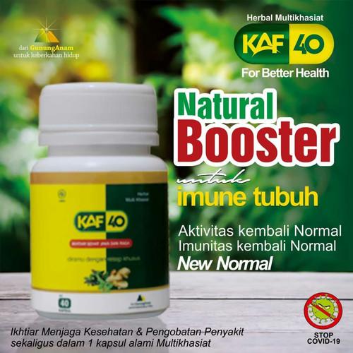 Foto Produk KAF40 Herbal dari Garuda Putera