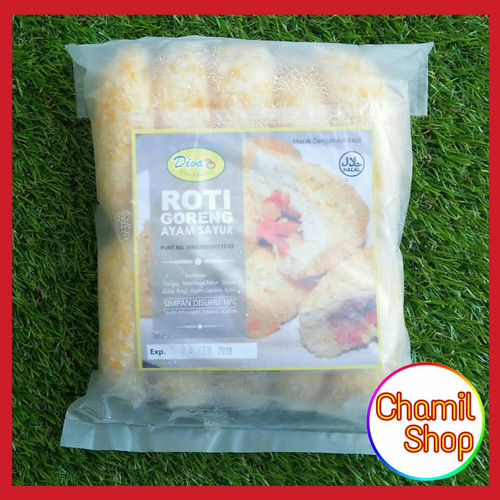 Foto Produk Roti Goreng DIVA - Ayam Sayur dari chamil shop