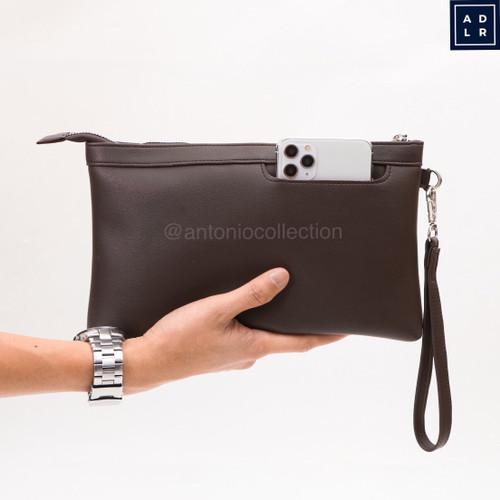 Foto Produk Handbag Pria Wanita / Tas Tangan / Pouch / Clutch Gadget Ipad Hand Bag dari antoniocollection