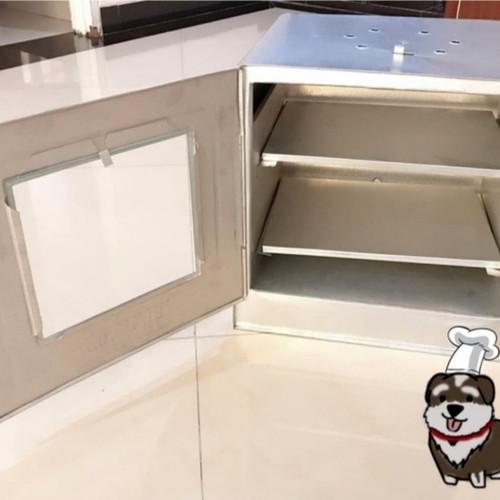 Foto Produk oven kompor tangkringan Bima KM free loyang( harga promo ) - Putih dari Lucky Elektrik