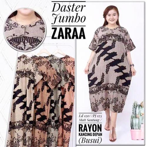 Foto Produk Daster jumbo batik / homey dress jumbo / baju tidur wanita / daster dari RisqianaBatik
