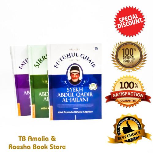 Foto Produk Paket Buku Futuhul Ghaib - Sirrul Asrar - Fathur Rabbani - Abdul Qadir dari Toko Amalia Online