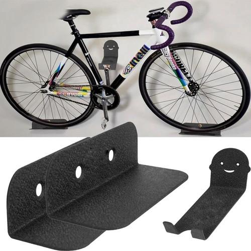 Foto Produk Gantungan Sepeda Dinding / Hanger Sepeda / Rak Sepeda - Putih dari huluwa