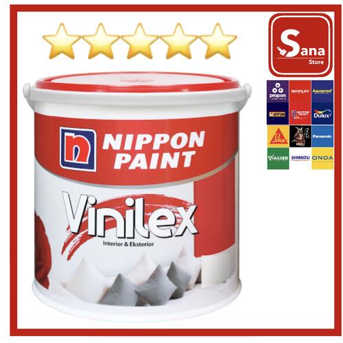Foto Produk Cat vinilex 25 kg Putih 300 dari TOKO MATERIAL ON