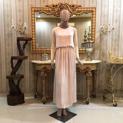 Foto Produk Dress Ycs Marsya Rompi dari Qonita Batik Official