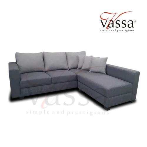 Foto Produk Sofa L Lindsay dari Vassa Sofa