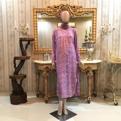 Foto Produk Dress Salur Maudi TN Soft dari Qonita Batik Official