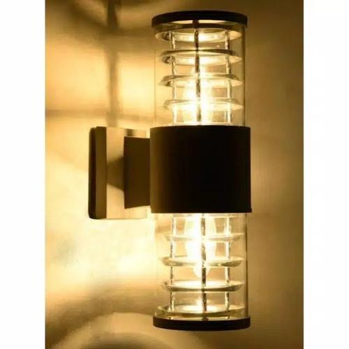 Jual Lampu Dinding Kaca 2 Arah Lampu Outdoor Lampu Taman Lampu Hias Kota Bandung Aisyahfashion Tokopedia