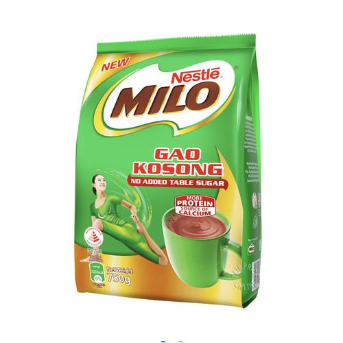 Foto Produk Milo SINGAPORE Instant Chocolate Malt Drink Powder Gao Kosong 750g dari TestyTest2