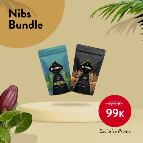 Foto Produk Krakakoa Chocolate Nibs Bundle dari Krakakoa Official