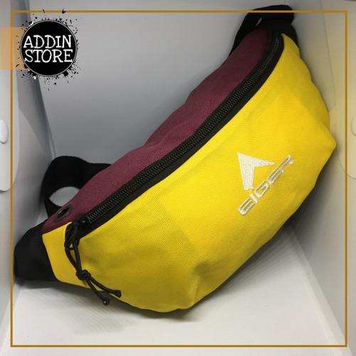 Foto Produk Sling Bag Tas Selempang EIGER MURAH COD Tas Pria 001 dari Addin Official