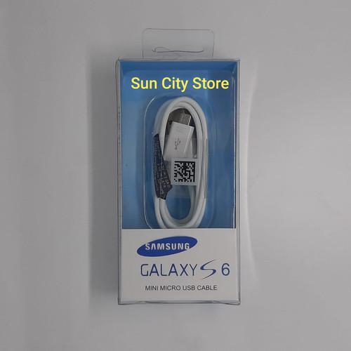 Foto Produk Kabel Data Samsung Galaxy Note 4 S6 S7 Note 5 Original 100% dari Sun City Store