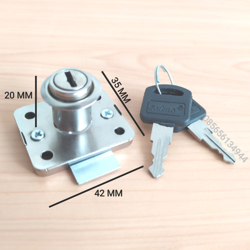 Foto Produk Kunci Baleno Mini 101 / Kunci Lemari Olympic / Laci Olimpik dari Toko Income