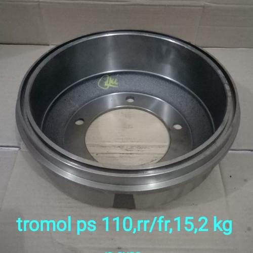 Foto Produk Tromol depan belakang mitsubishi Canter 110 ps Double ban dari P.G.M