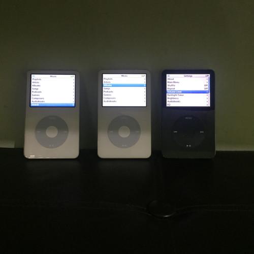Foto Produk Ipod classic video 5,5 th gen 80gb 60gb 30gb wolsfon dac series dari ipod galeri