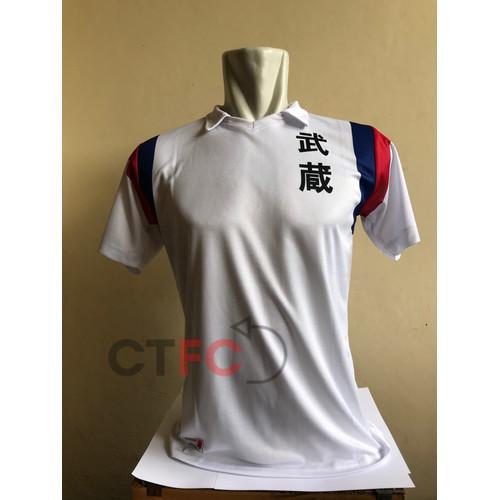 Foto Produk Jersey Musashi Captain Tsubasa 2018 (Jersey+Celana) - S dari CTFC Store
