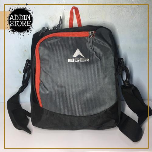 Foto Produk Sling Bag Tas Selempang EIGER MURAH COD Tas Pria 007 dari Addin Official