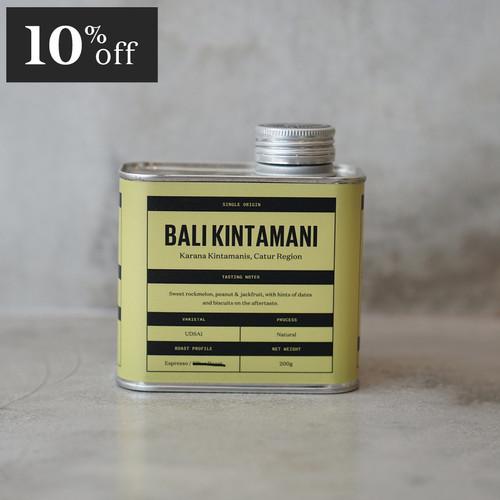 Foto Produk Kintamani Natural Espresso 200g Tins dari Expat. Roasters