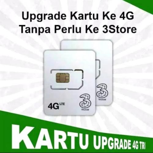 Foto Produk kartu tri kusus UPGRADE dari 3G ke 4G dari ARLAND STORE