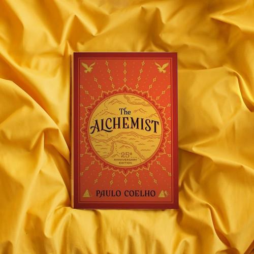 Foto Produk The Alchemist - Paulo Coelho 25th Anniversary dari terlenashop23