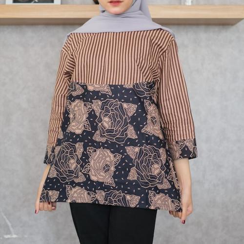 Foto Produk blouse batik casual dari Batik Sri
