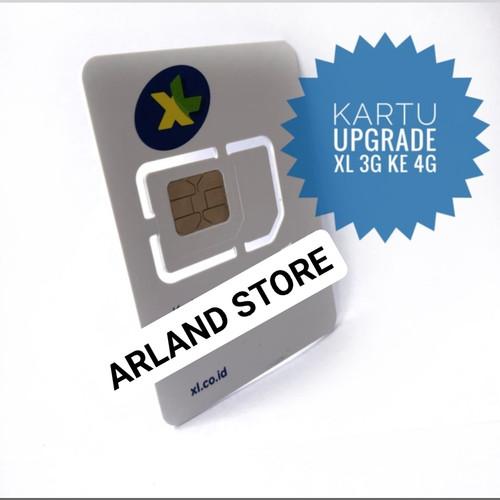 Foto Produk Kartu XL upgrade 3G ke 4G dari ARLAND STORE