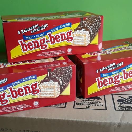 Foto Produk Beng beng Pack (20pcs x 20gr) dari Sumber Berkah Boga