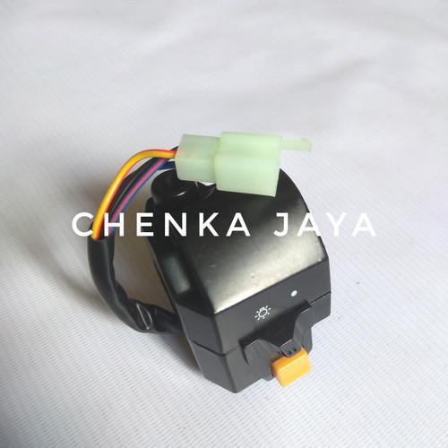 Foto Produk saklar lampu kanan Jupiter Z lama dan f1zr dari Chenka Jaya