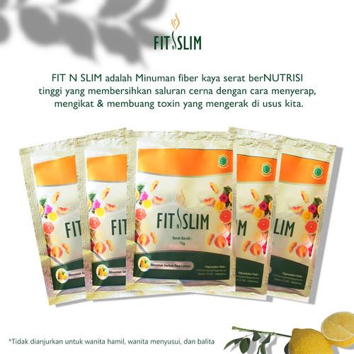 Jual Fitnslim Fiber Detox Pelangsing Alami Penurun Berat Badan Flimty Fibro Kota Tangerang Selatan Fit N Shake Protein Tokopedia
