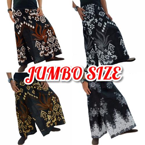 Foto Produk celana sarung batik jumbo dari batik ilmiyah