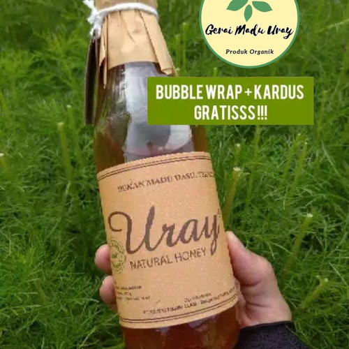 Foto Produk madu uray 330ml. Ori!tidak ori uang kembali dari gerai madu uray