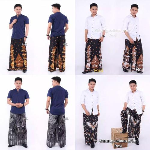 Foto Produk celana sarung batik motif terbaru dari Batik Awab
