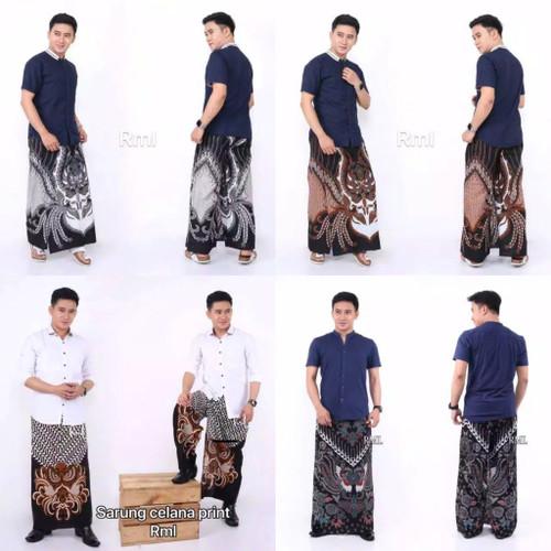 Foto Produk celana sarung batik dewasa dari Batik Awab
