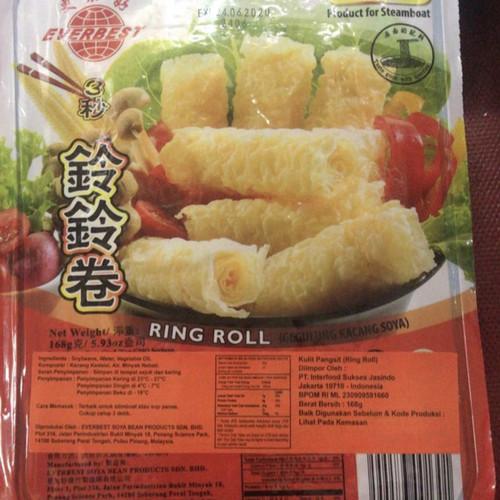 Foto Produk Everbest Ring roll , kembang tahu untuk steamboat, shabu2,hotpot dari electronik murah