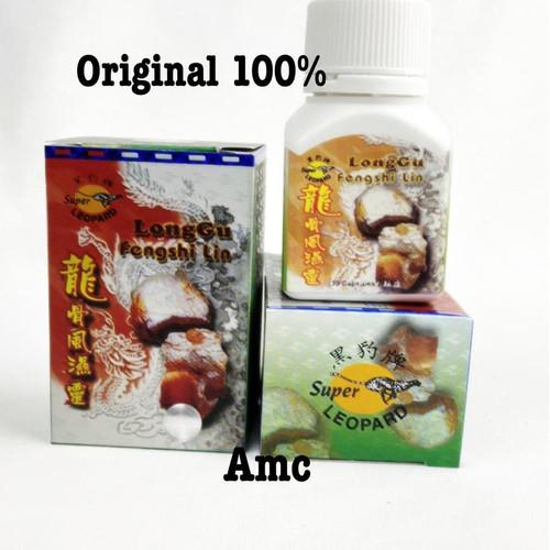 Foto Produk Long Gu Fengshi lin / Longgu fengshi lin super leopard obat nyeri otot dari AMC Onlineshop
