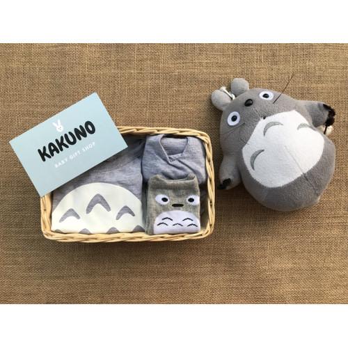 Foto Produk baby gift parcel bayi / Totoro set / hampers bayi / baby gift dari KakunoShop