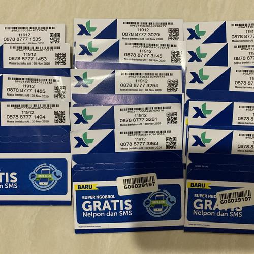 Foto Produk PERDANA XL 4G SIM CARD SEGEL BARU dari PLATINUM PHONE