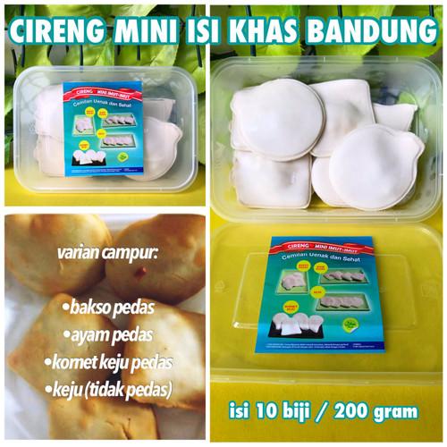 Foto Produk Cireng Mini isi Khas Bandung 10 dari Gadsa Online Shop