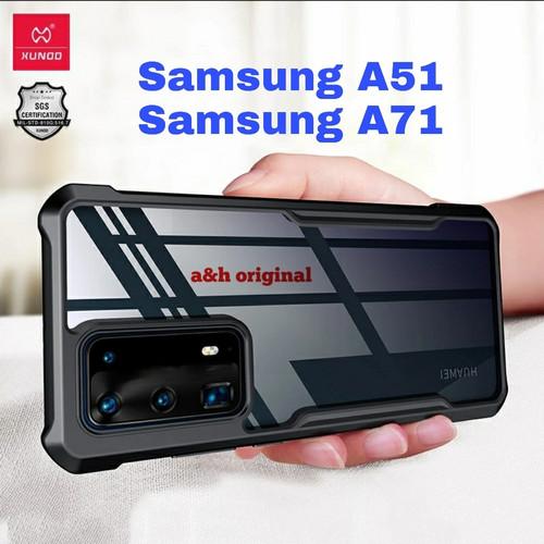Foto Produk XUNDD Samsung Galaxy A51 A71 - Case Anti Shock Beatle Series Original - Samsung A51 dari a&h original