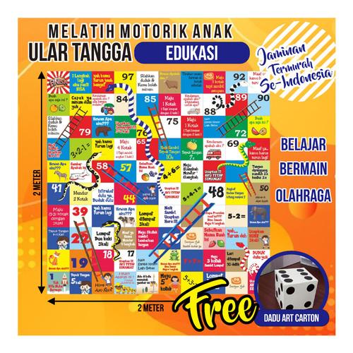 Foto Produk ULAR TANGGA JUMBO RAKSASA 2X2M dari istiqomah_pro