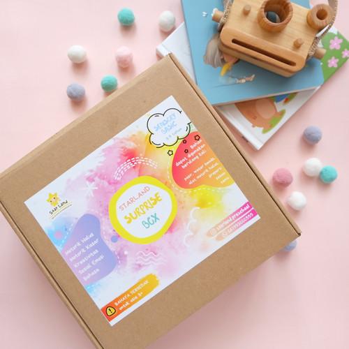 Foto Produk Sensory Box Mainan Edukatif - Starland Sensory Basic - Mainan Anak dari StarlandShop