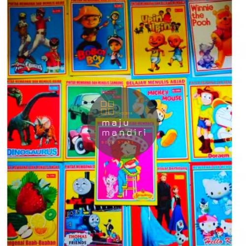 Foto Produk Buku Mewarnai Anak untuk Paud dan TK dari Maju Mandiri 88