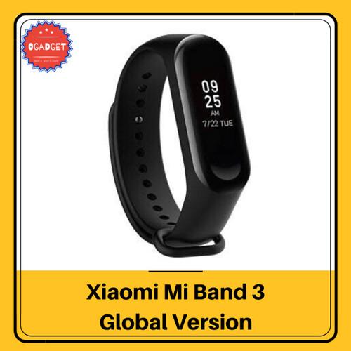 Foto Produk Xiaomi Mi Band 3 Smart Band OLED Display ORIGINAL Alt Xiaomi MiBand 2 dari O-Gadget
